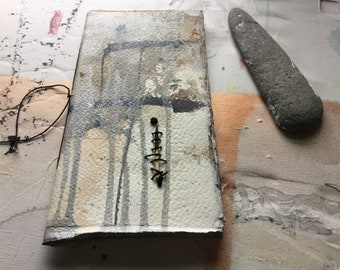Running with Paint, a signature book