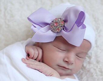 BABY GIRL HAT baby girl newborn hospital hat newborn girl hat hat hospital newborn hat, newborn hat infanteenie beanie baby hat,baby bow