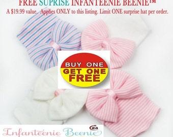 IB preemie hat - preemie awareness month hat - preemie - preemie clothes - preemie girl clothes - NICU clothes, preemie gift
