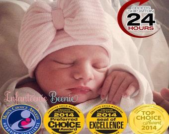 BABY GIRL, newborn girl, newborn girl take home outfit, newborn hospital hat, newborn hat, newborn hats, baby, newborn girl hat