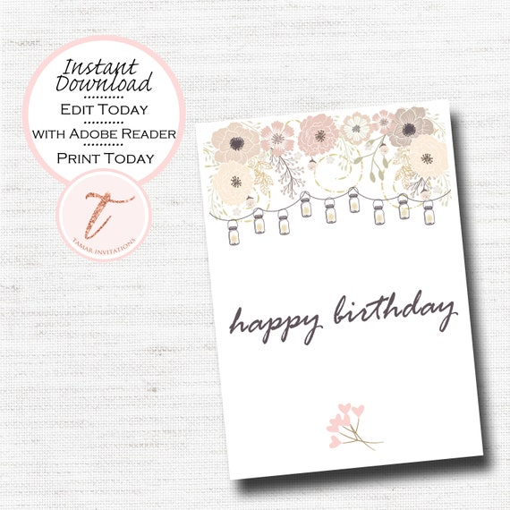 happy birthday sentiments for cards Downloadable printable pdf sentiments for BIRTHDAY CARDS