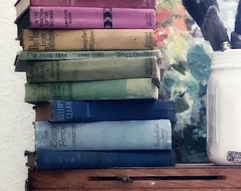 Antique Farmhouse Colorful Collection