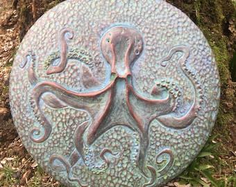 Octopus Plaque