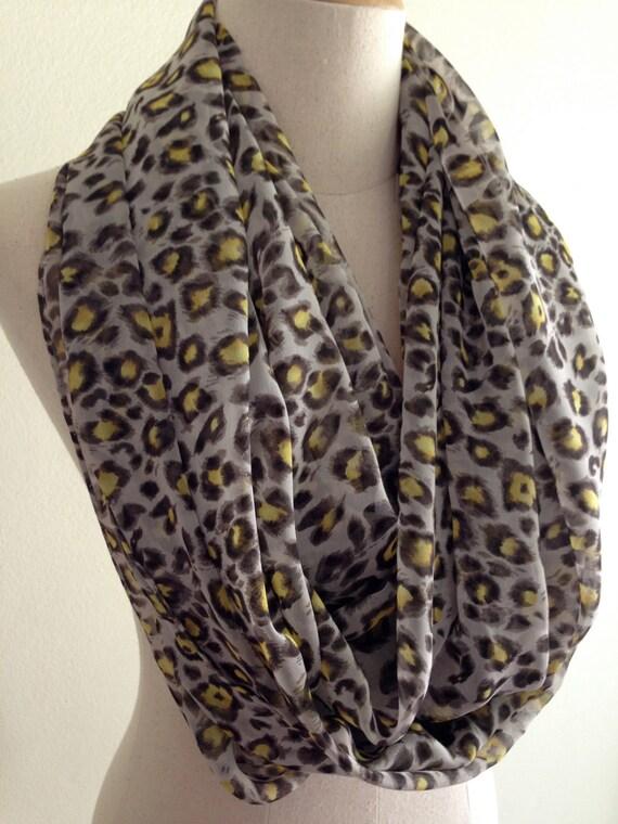 48edf0d1719 De printemps foulard Leopard foulard foulards écharpes