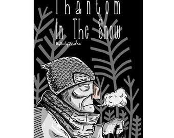 Phantom in the Snow - Comic