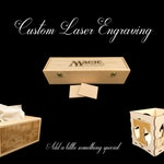 Custom Laser Engraving For Your Box