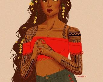 Sampaguita Girl