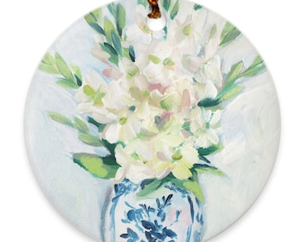 Gladiolus Ornament