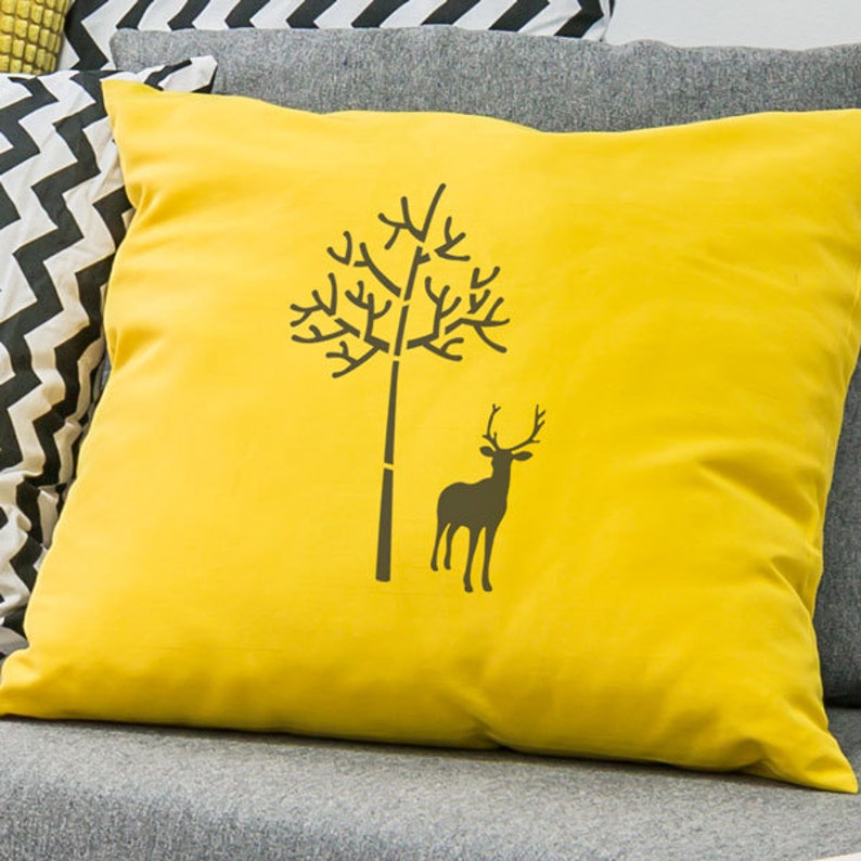 Indian Star Border Wall STENCIL Furniture Fabric Craft The Stencil Studio 10487
