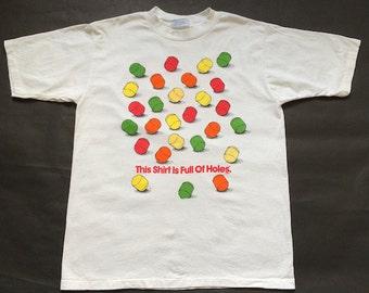 Vintage Lifesaver Holes Candy Shirt