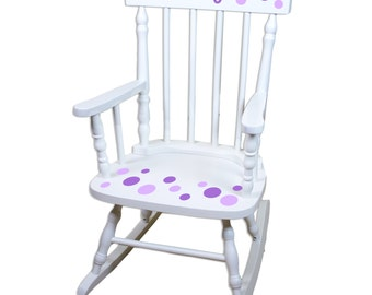Quick View. More Colors. Custom Childs Rocking Chair ...