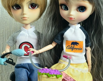 SALE*** sunny yellow skirt for Pullip doll two patterns