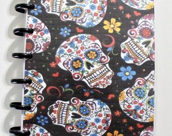 Sugar Skulls WIP Tracker Cover and Binder
