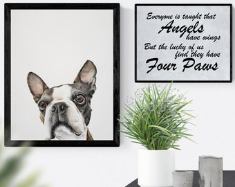 Custom Original Pet Art