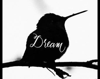 "8"" x 8"" Art Print -Dream-"