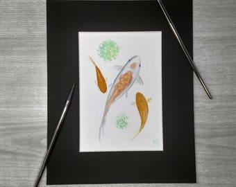 Watercolor -Summer-