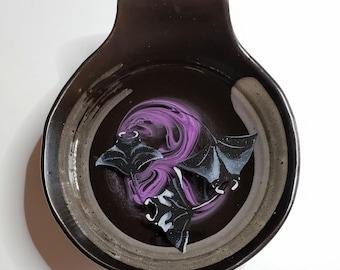 Purple Swirl FauxPond