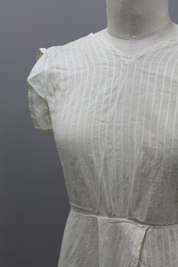 Antique Off White Bloomers, Turn of the Century B… - image 5