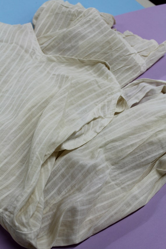 Antique Off White Bloomers, Turn of the Century B… - image 10