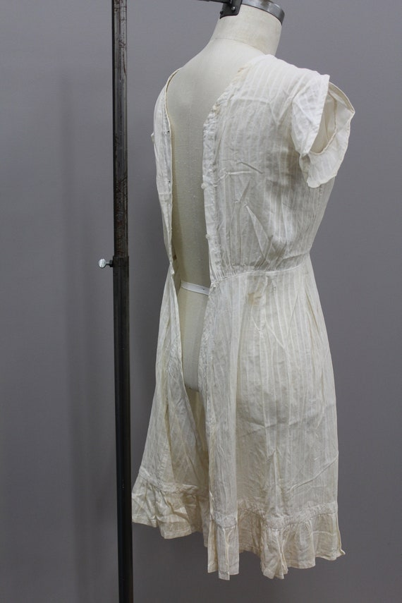 Antique Off White Bloomers, Turn of the Century B… - image 6