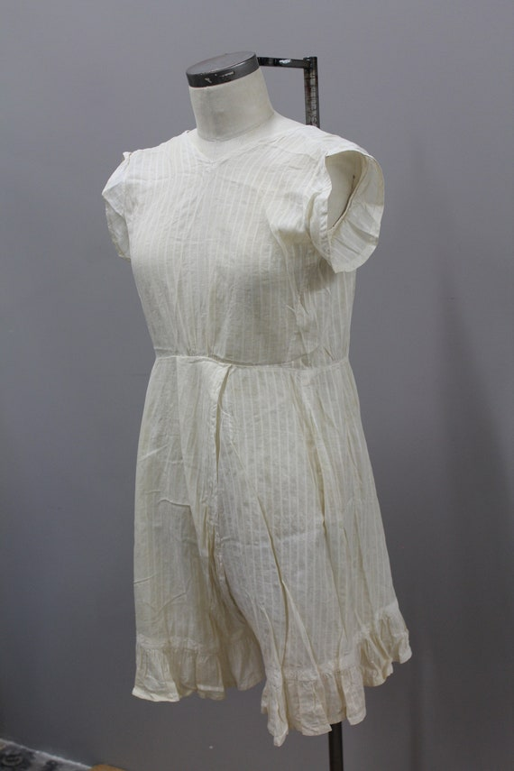Antique Off White Bloomers, Turn of the Century B… - image 4