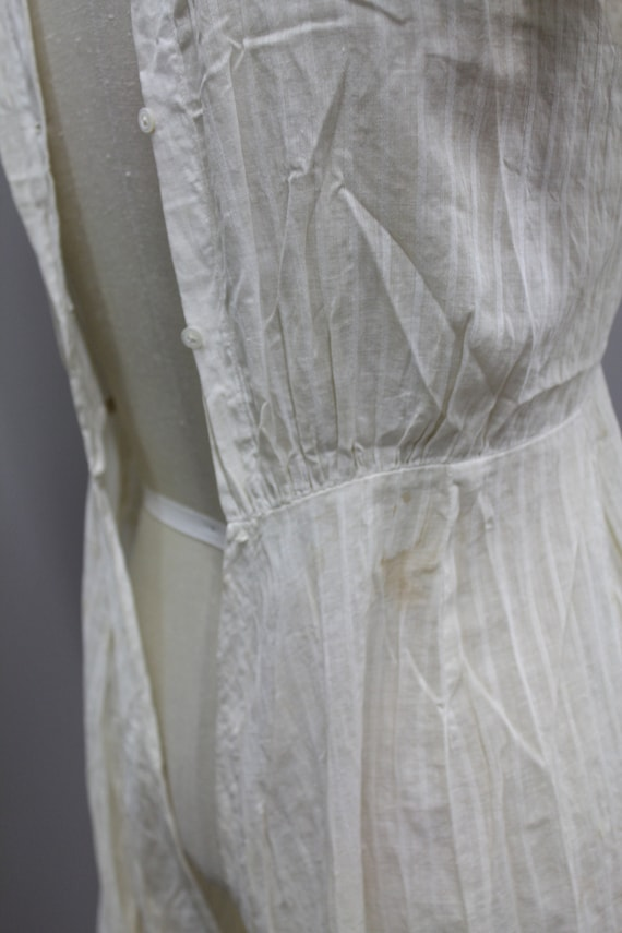 Antique Off White Bloomers, Turn of the Century B… - image 7