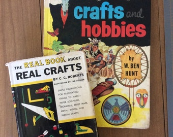 1950's Craft Books