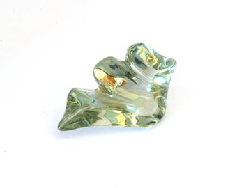 Prasiolite Designer Gemstone Carving Faceted Fantasy Cut with Free shipping Free Returns