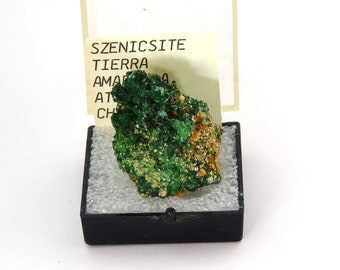 Szenicsite Mineral Specimen from Chile Free Shipping Free Returns