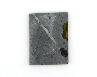 Seymchan Meteorite Slice 34.1x45.5x4.4 mm Free Shipping Free Returns