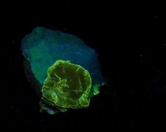 Minerals - Fluorescent