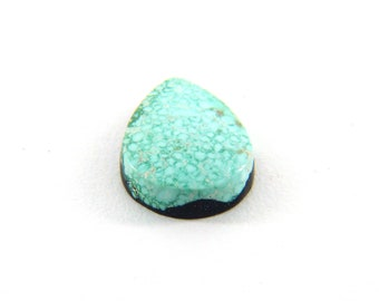 Natural Turquoise Designer Cabochon Gemstone with Free Shipping  Free Returns 13.5x17.0x5.0 mm
