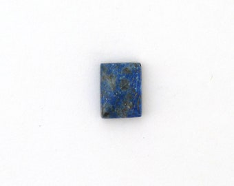 Natural Blue Colorado Lapis Lazuli Cabochon 9.7x12.8x5.3 mm Free Shipping Free Returns