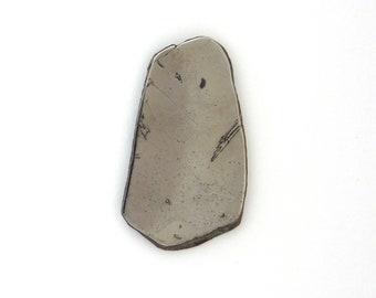 Gebel Kamil Meteorite Slice 23x40x3 mm Free Shipping Free Returns