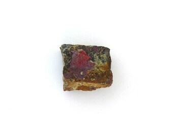 Cuprite Chalchotrichite Mineral Specimen Free Shipping Free Returns