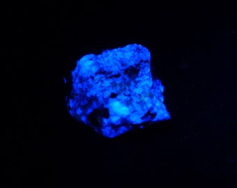Fluorescent Fluorite & Pyrite Mineral Specimen from Sweet Home Mine Colorado Free Shipping Free Returns