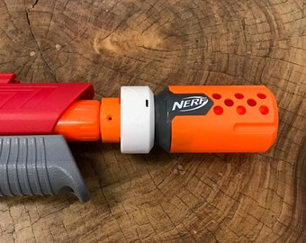 Dart Zone Pro Max Stryker - Aeon Pro - Nexus Pro N-Strike Nerf Barrel Attachment