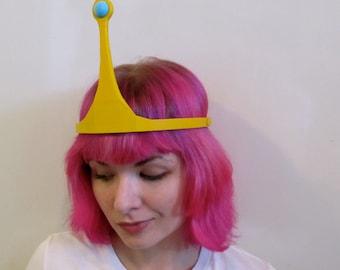Princess Bubblegum Adventure Time Inspired Costume Crown Fan Art