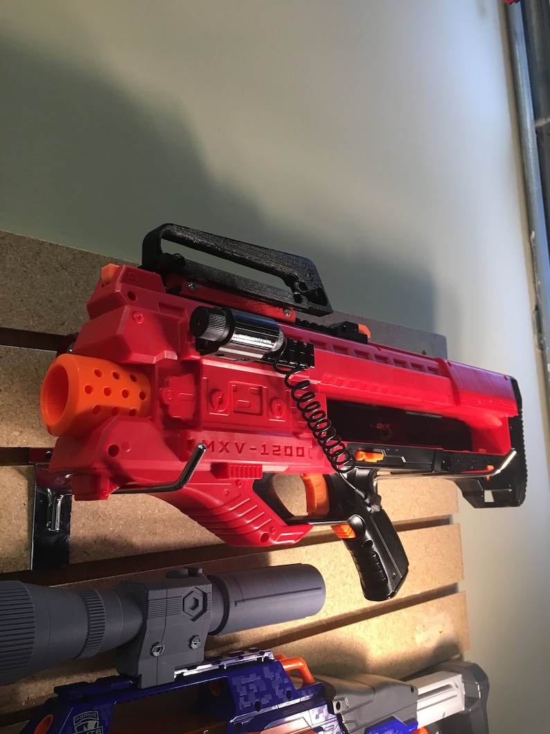 Modified Nerf Rival Zeus Blaster image 0