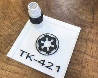 Star Wars Stormtrooper Comlink Unit TK-421