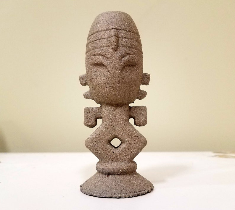 Horga'hn  Risa Fertility Symbol Statue  3D Printed Star image 0