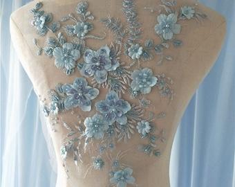 light blue lace applique fad484ae5029