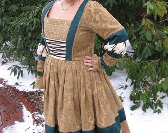 Cranach-stye German Renaissance Gown