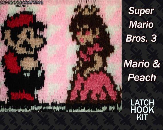 mario and peach hookup