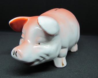 Vintage Piggy Bank Made In Japan