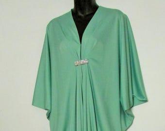 Sage Lucie Ann Beverly Hills Dressing Gown