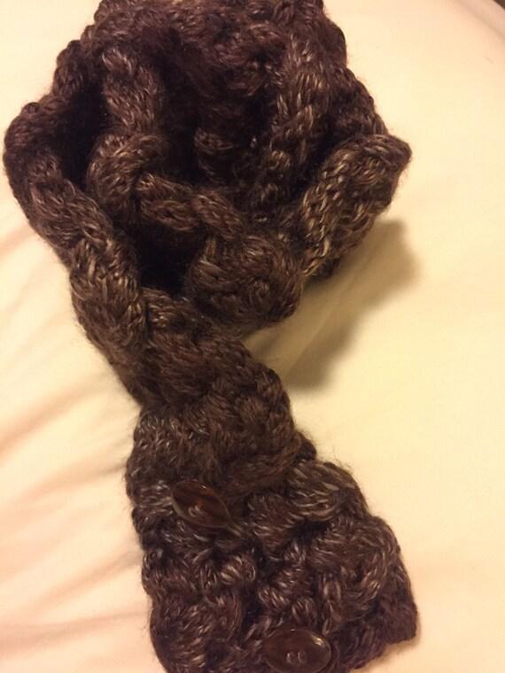 Crochet Y Tejer patrón Lady/'s hats//cap//beret /& Bufanda