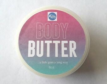 Essence Body Butter 4oz,shea butter moisturizer