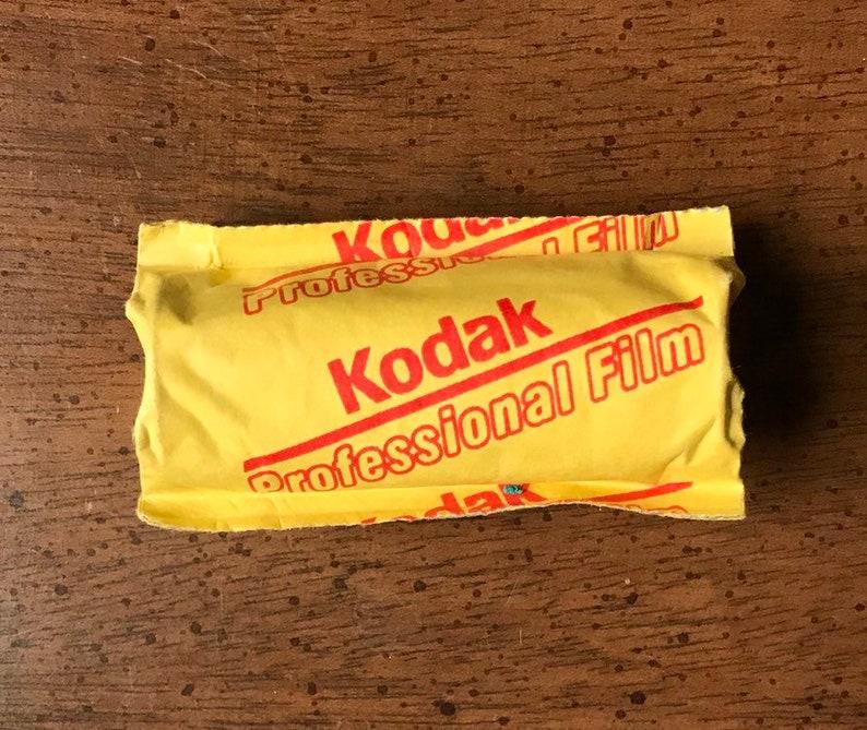 Vintage Kodak Profesional unopened Film - 120 VPS