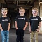 Kids School Shirt- Back to School shirt, School shirt, Kindergarten, Preschool, Animal House Inspired-Infant, Toddler, Youth T-shirt,